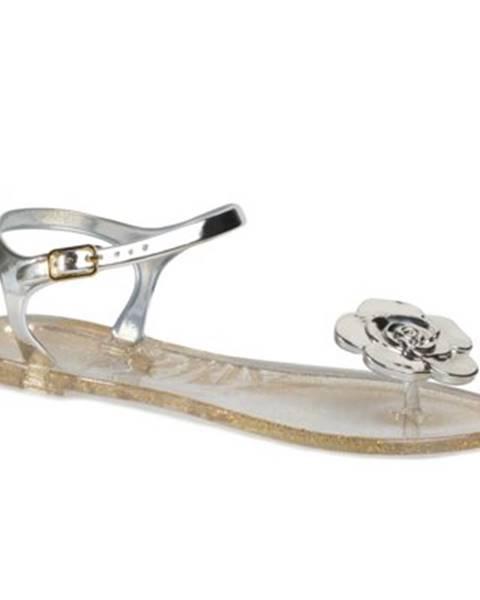 Zlaté sandále Bassano