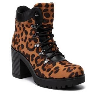 Šnurovacia obuv Jenny Fairy WS2675-09 Ekologická koža/-Ekologická koža