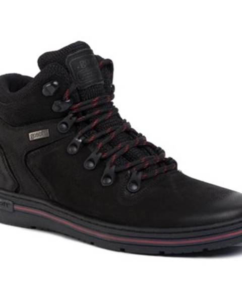 Čierne topánky GO SOFT