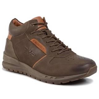 Šnurovacia obuv Lasocki for men MI07-C583-577-05 Prírodná koža(useň) - Nubuk