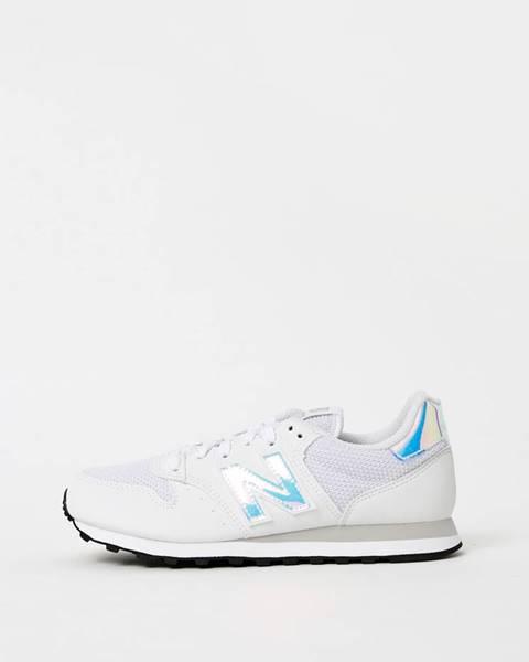 Biele tenisky New Balance
