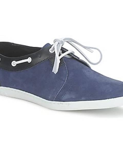 Modré topánky Swear