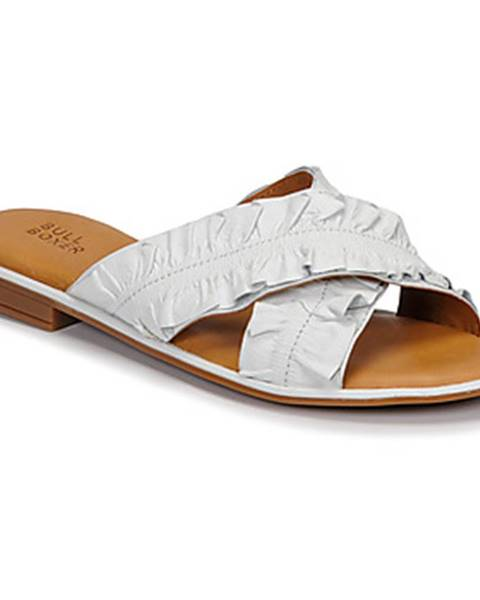 Biele topánky Bullboxer