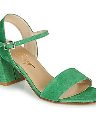 Zelené sandále Betty London