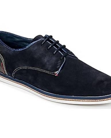 Modré topánky Casual Attitude