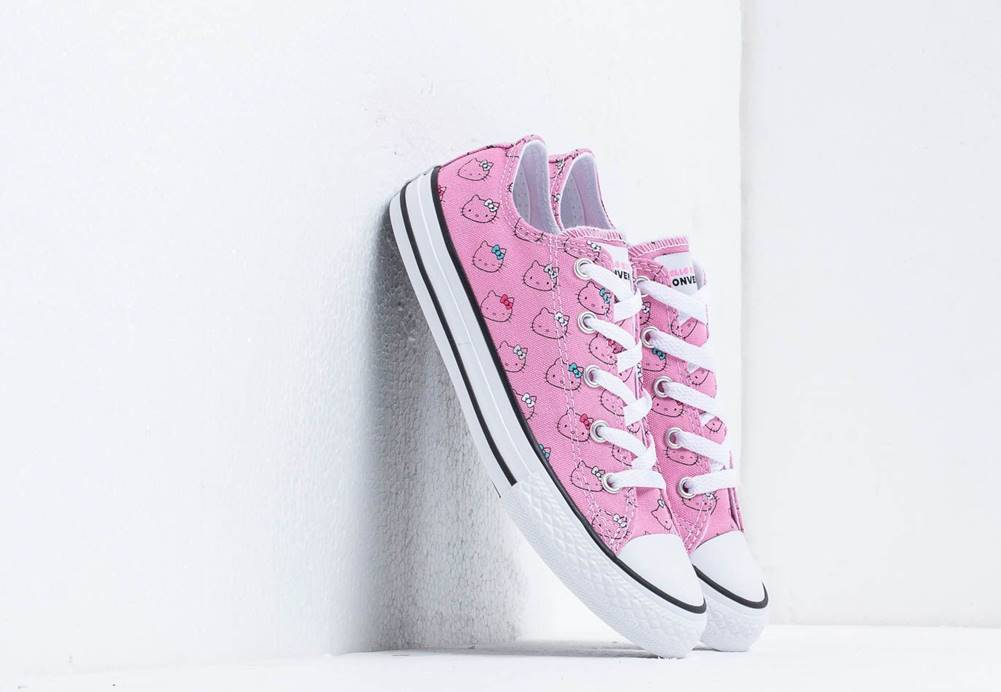 Converse Converse x Hello Kitty Chuck Taylor All Star Prism Pink/ White/ White