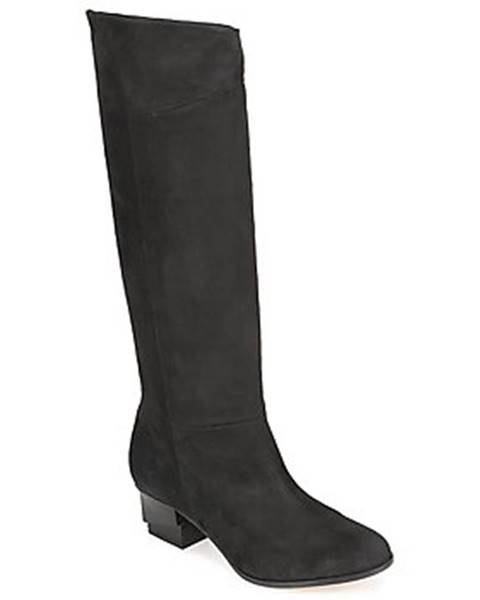 Čierne čižmy Karine Arabian