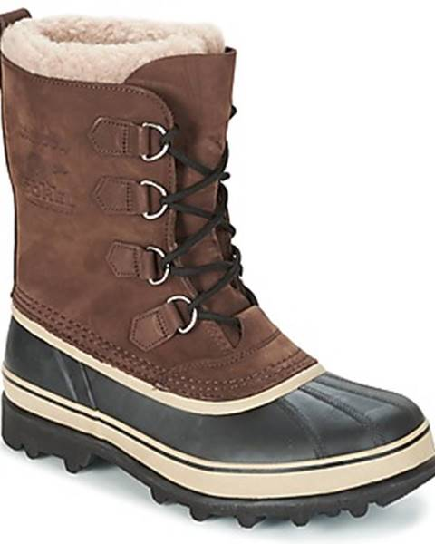 Hnedé topánky Sorel