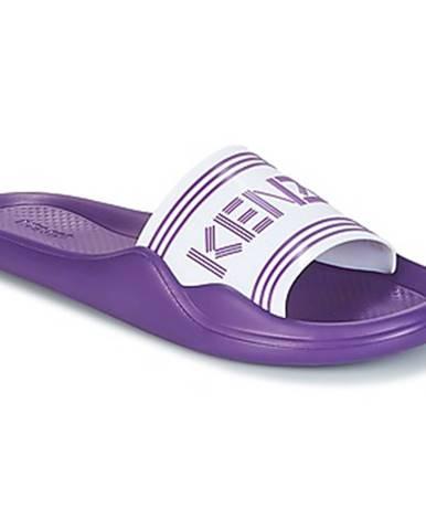 Fialové topánky Kenzo