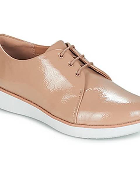 Béžové topánky FitFlop
