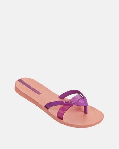 Oranžové papuče Ipanema