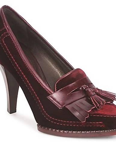 Červené lodičky Roberto Cavalli