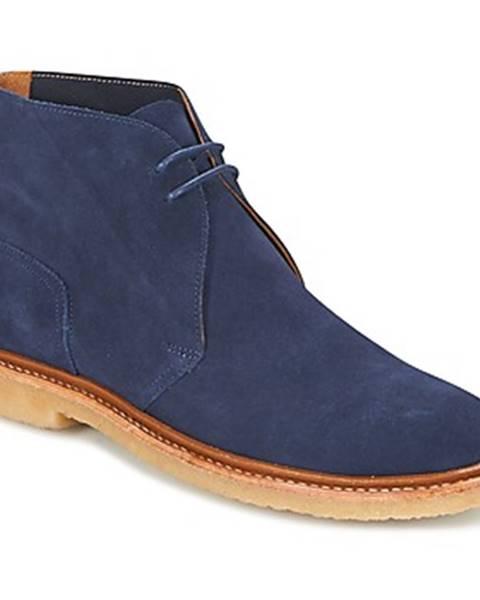 Modré polokozačky Polo Ralph Lauren