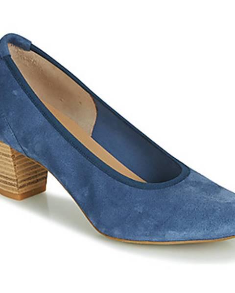 Modré lodičky Perlato