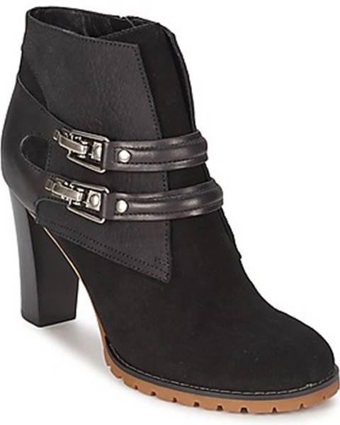 Čierne topánky See by Chloé