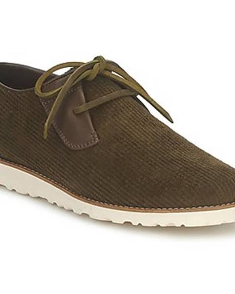 Hnedé topánky Nicholas Deakins