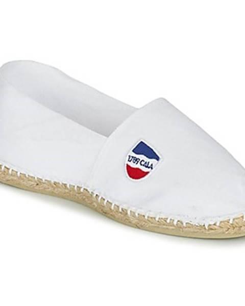 Biele espadrilky 1789 Cala