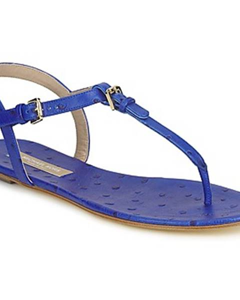 Modré sandále Michael Kors