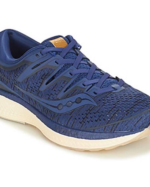 Modré topánky Saucony