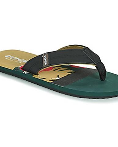 Zelené topánky Cool shoe