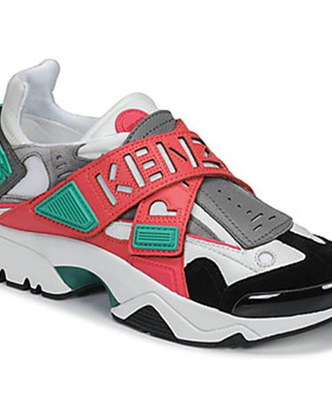 Viacfarebné tenisky Kenzo
