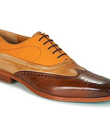 Béžové topánky Melvin   Hamilton