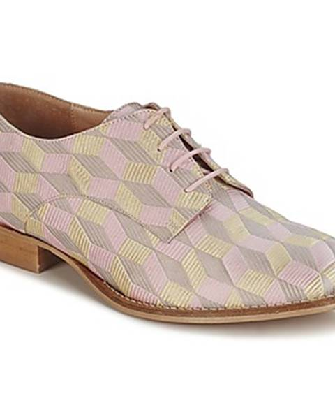 Viacfarebné topánky Betty London