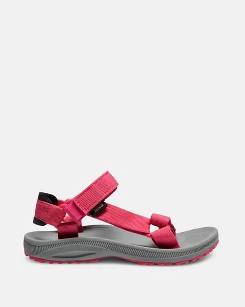 Ružové sandále Teva