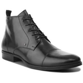 Šnurovacia obuv Lasocki for men MI08-C315-354-04BIG Prírodná koža(useň) - Lícova