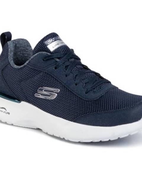 Tmavomodré topánky Skechers