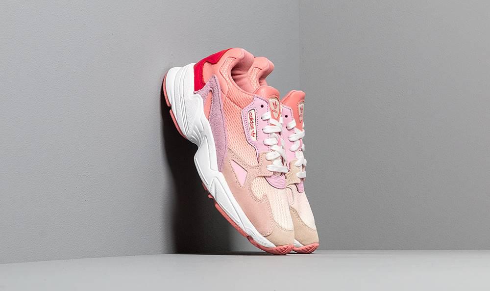 adidas Originals adidas Falcon W Ecru Tint/ Ice Pink/ True Pink