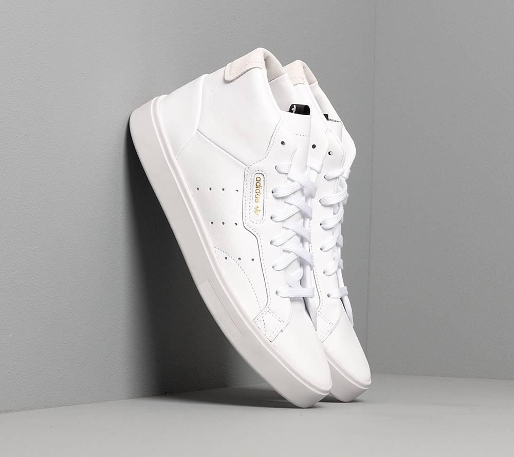 adidas Originals adidas Sleek Mid W Ftw White/ Ftw White/ Crystal White