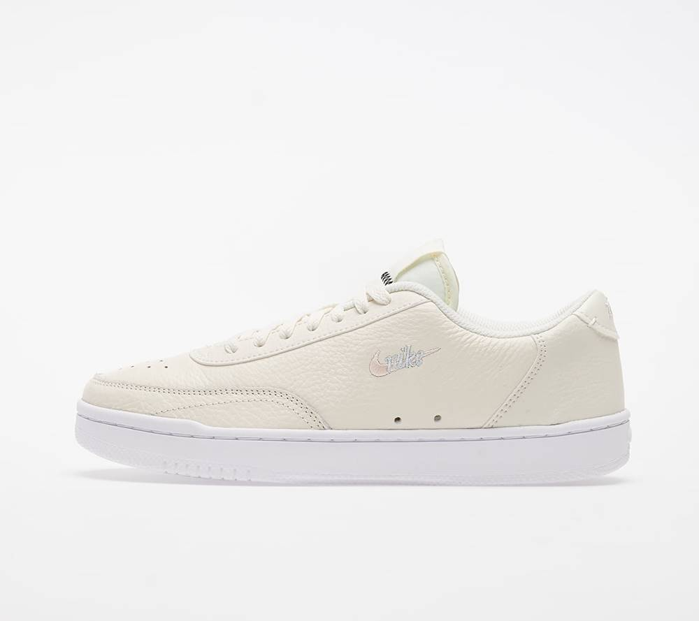 Nike Nike Wmns Court Vintage Premium Pale Ivory/ Washed Coral