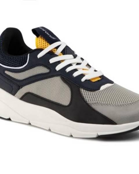 Šedé topánky Sprandi