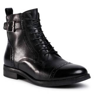 Šnurovacia obuv Lasocki WI23-DALIA-07 koža(useň) lícová