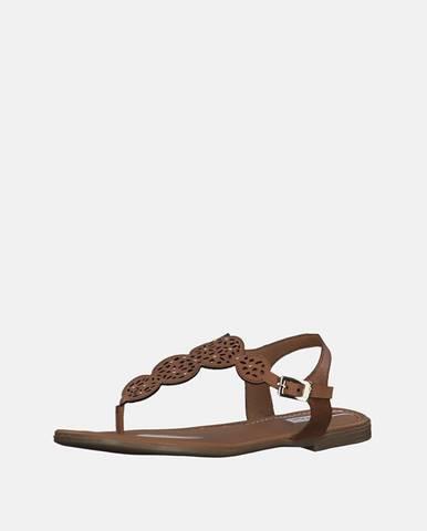 Hnedé sandále S.Oliver