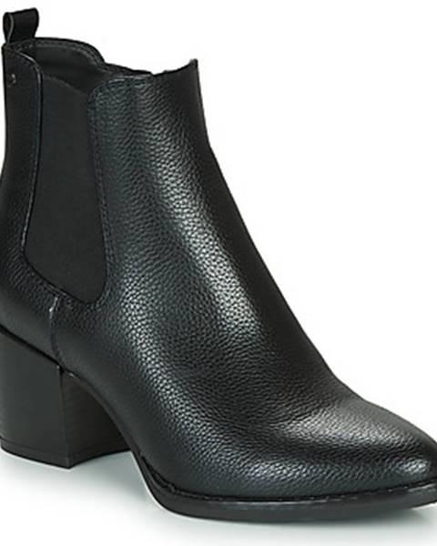 Čierne topánky Esprit
