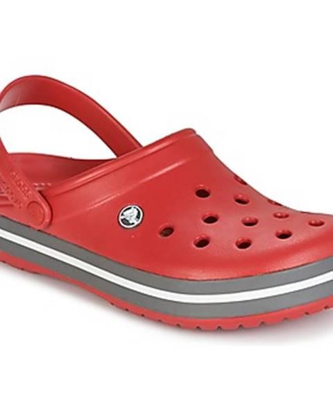 Červené topánky Crocs