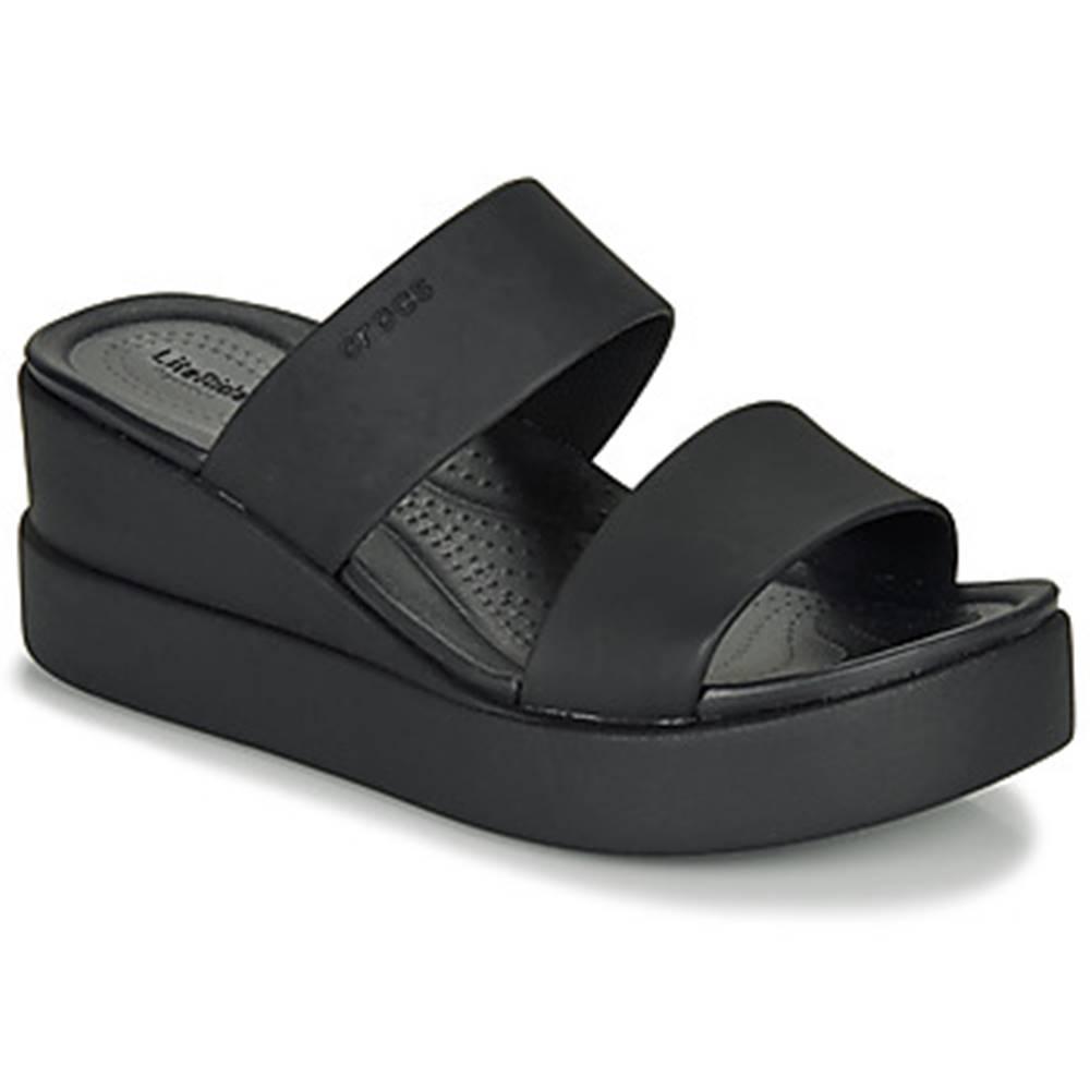 Crocs Sandále Crocs  CROCS BROOKLYN MID WEDGE W