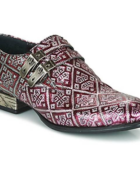 Červené topánky New Rock