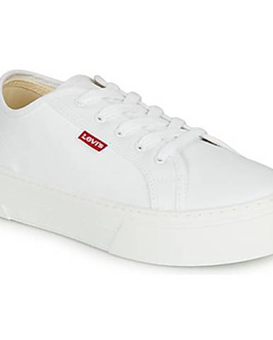 Biele tenisky Levis
