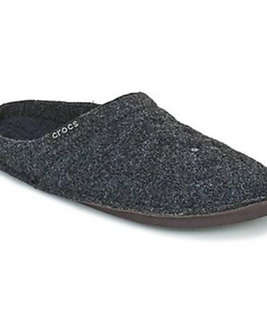 Čierne papuče Crocs