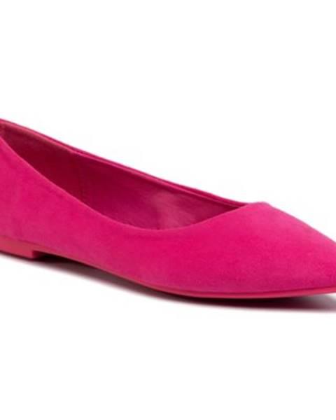 Ružové balerínky Bassano