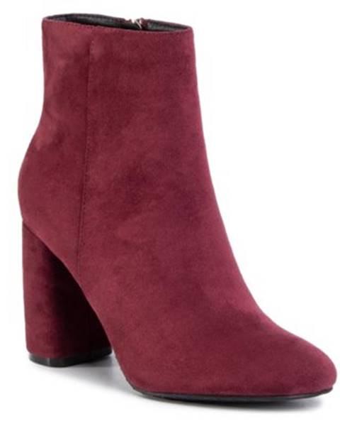 Bordové topánky DeeZee