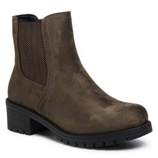 Členkové topánky Jenny Fairy WS2707-15 Materiał tekstylny