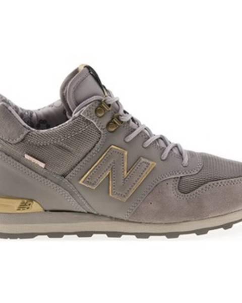 Hnedé tenisky New Balance