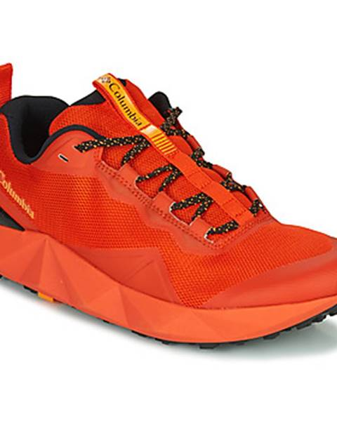 Oranžové topánky Columbia