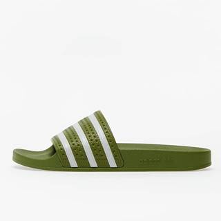 adidas Adilette Foreign Green/ Supplier Colour/ Foreign Green