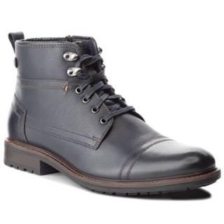 Šnurovacia obuv Lasocki for men MB-BELGIUM-01 Prírodná koža(useň) - Lícova