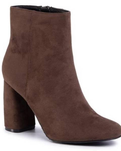 Khaki topánky DeeZee